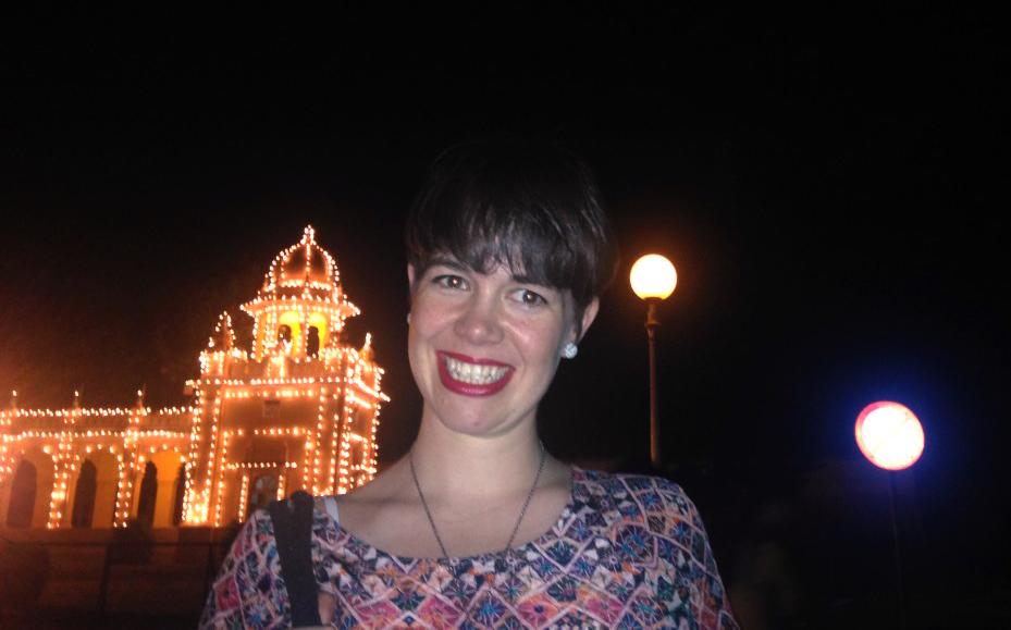 India: Mysore palace and Flavia