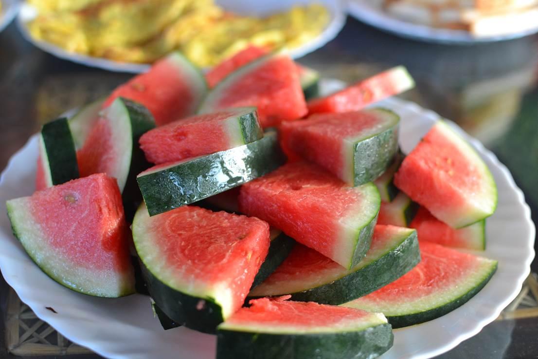 India: watermelon
