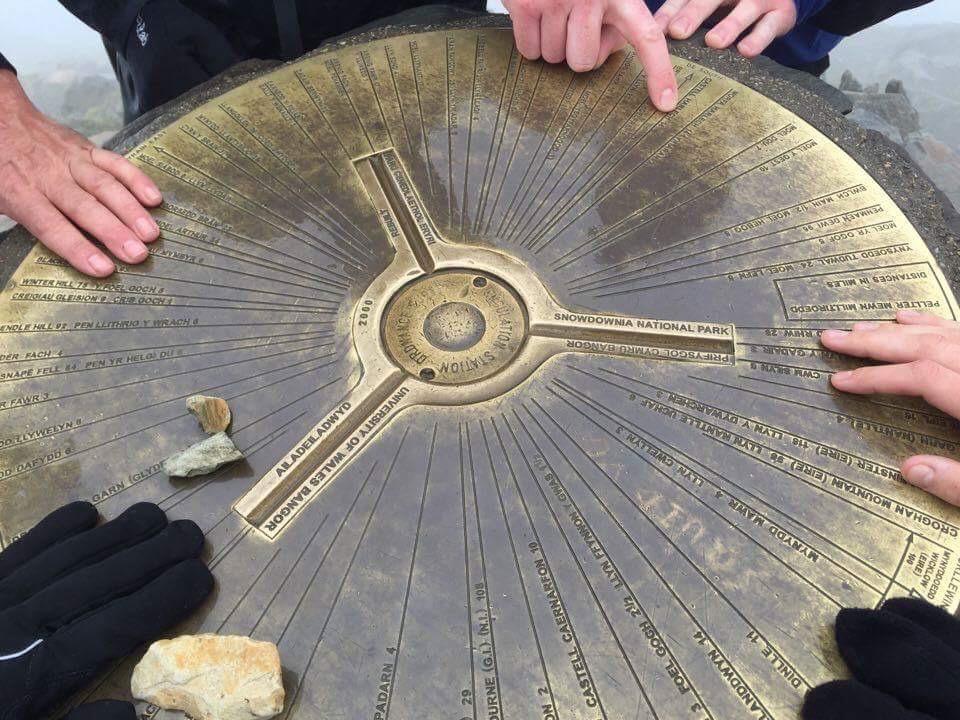 Snowdon summit