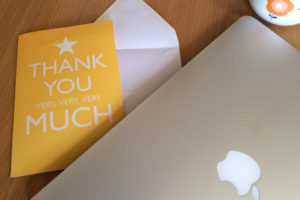 Finding some inspiration (rather than irritation) in your inbox